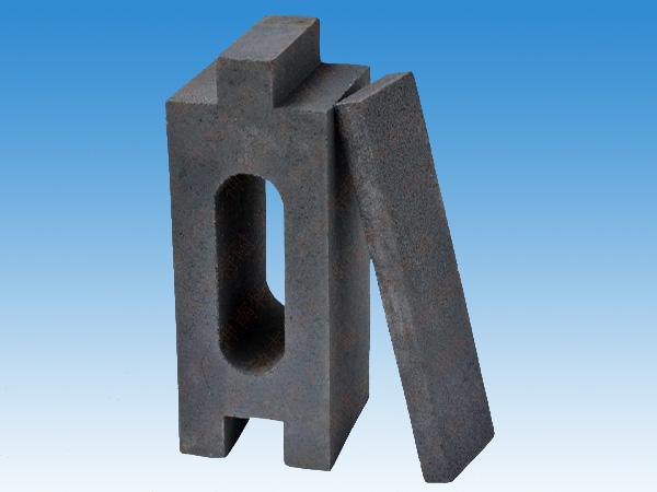 白刚玉碳化硅砖